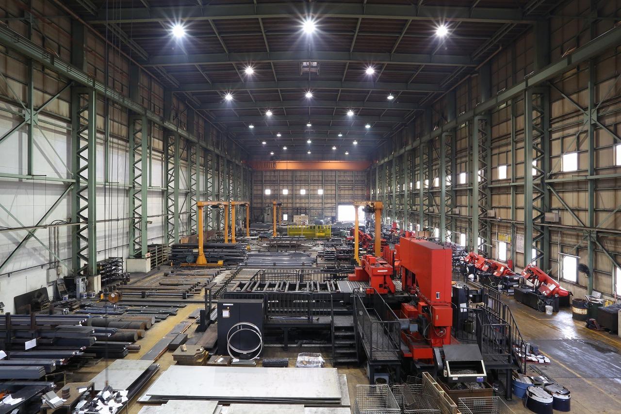 第三工場の写真
